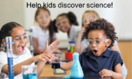 Help kids discover science